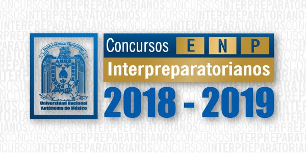 Concursos Interpreparatorianos 2018-2019